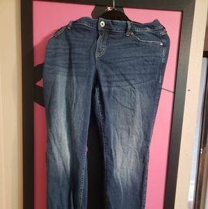 Torrid denim boyfriend jeans